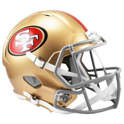 リデル NFL レプリカヘルメット(1/1サイズ) 49ers