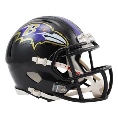 リデル NFL レプリカミニヘルメット レイブンズ