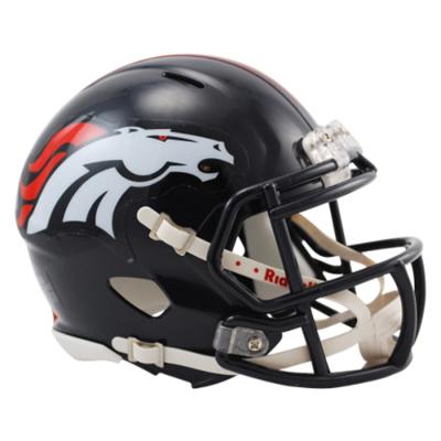 リデル NFL レプリカミニヘルメット ブロンコス