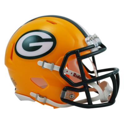 リデル NFL レプリカミニヘルメット パッカーズ