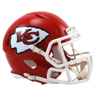 リデル NFL レプリカミニヘルメット チーフス
