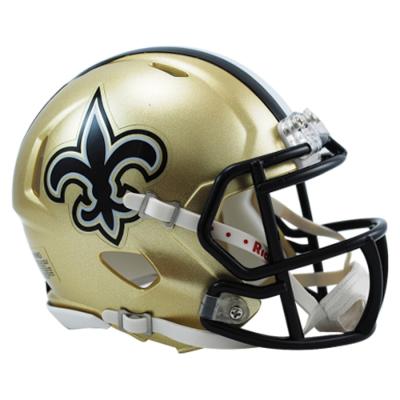 リデル NFL レプリカミニヘルメット セインツ