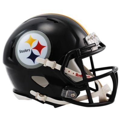 リデル NFL レプリカミニヘルメット スティーラーズ