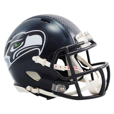リデル NFL レプリカミニヘルメット シーホークス