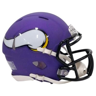 リデル NFL レプリカミニヘルメット バイキングス