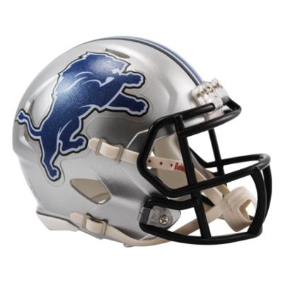 リデル NFL レプリカミニヘルメット ライオンズ