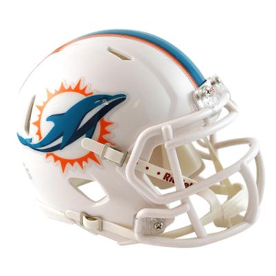 リデル NFL レプリカミニヘルメット ドルフィンズ