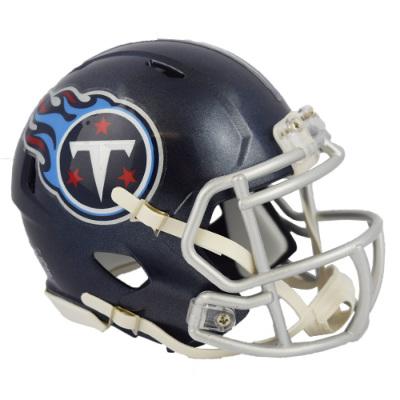 リデル NFL レプリカミニヘルメット タイタンズ