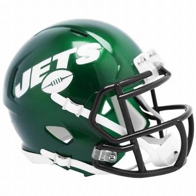 リデル NFL レプリカミニヘルメット ジェッツ