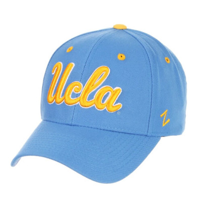 ZEPHYR カレッジキャップ COMPETITOR SNAP UCLA(ブルー)