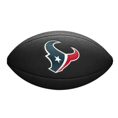 ウィルソン NFL ロゴボール(キッズサイズ) WTF1533 テキサンズ