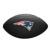 ウィルソン NFL ロゴボール(キッズサイズ) WTF1533 ペイトリオッツ