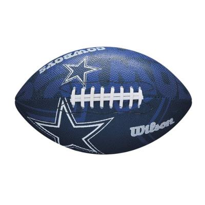 ウィルソン NFL ジュニアサイズボール WTF1534 カウボーイズ
