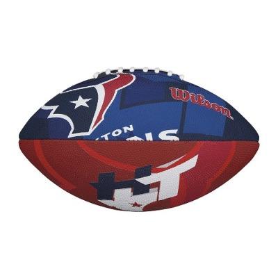 ウィルソン NFL ジュニアサイズボール WTF1534 テキサンズ