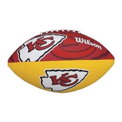 ウィルソン NFL ジュニアサイズボール WTF1534 チーフス