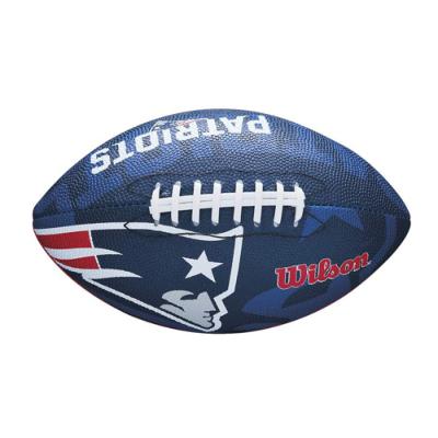 ウィルソン NFL ジュニアサイズボール WTF1534 ペイトリオッツ