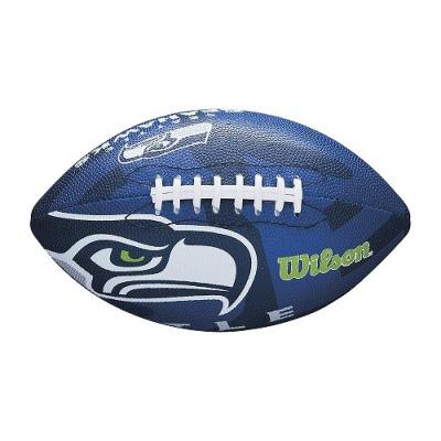 ウィルソン NFL ジュニアサイズボール WTF1534 シーホークス