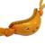 ポーツスター チンストラップ T-Rex(L/XL) オールゴールド