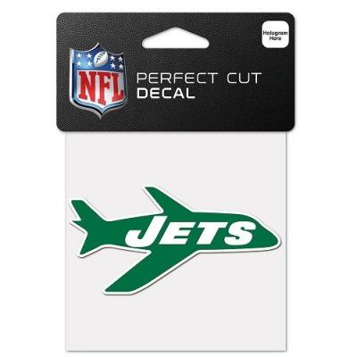 ウィンクラフト NFL クラシックロゴ ディキャルシール ジェッツ