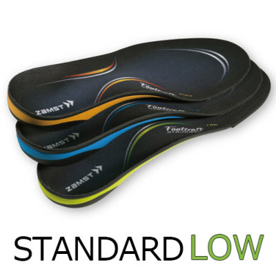 ザムスト 機能性インソール フットクラフト スタンダード LOW(低いタイプ)